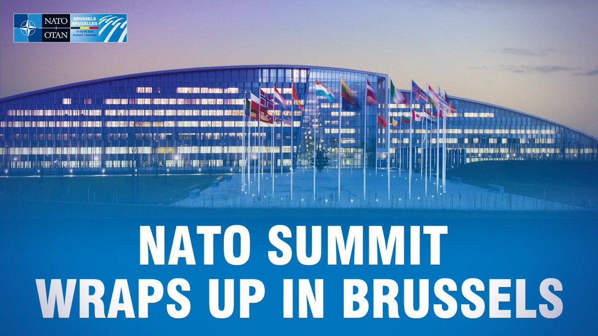 #NATOSummit Latest News Trends Updates Images - NATO