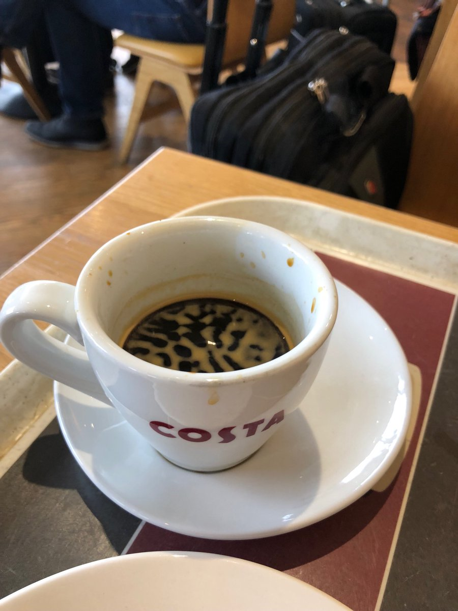 Ross Thurston On Twitter Shocking Quality Espresso