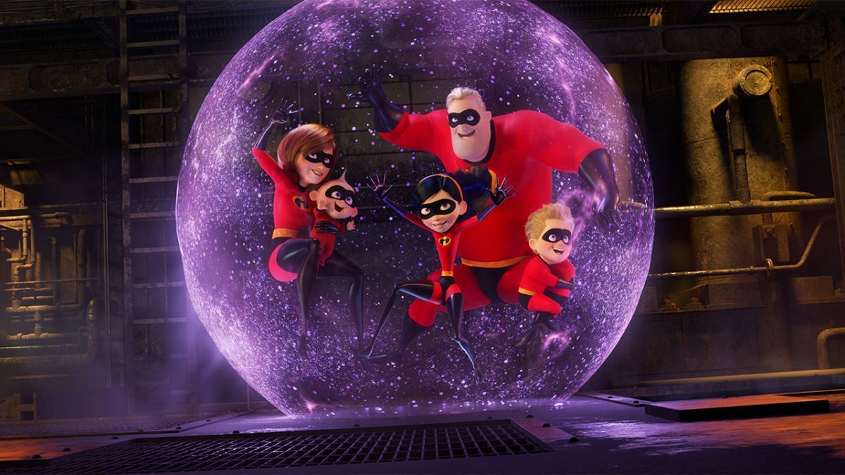 Out today! #Incredibles2 review: 'A blast, brilliantly animated and furious fun' https://t.co/2WTnCoX2dg