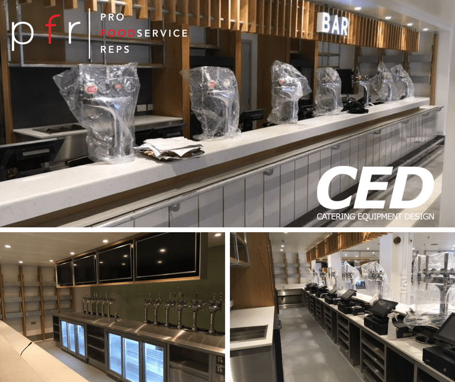 What does a #bar look like when it's BRAND NEW? This! @CEDFabrications   #bardesign #design #designer #interiors #decor #instadecor #architecture #designasyouseit #bar #bars #barrefurbishment #interiorarchitecture #hospitalitydesign #worldsbestbarspic.twitter.com/UwO1o4Rw8o