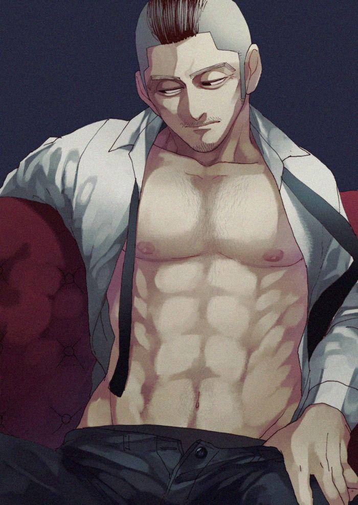 俳優パロの門倉さんには腹斜筋がはっきりでていてほしい