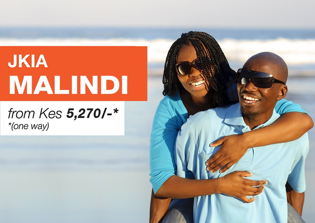 Wander through the alleys of the atmospheric old town, dine on terrific Italian food beside the Indian Ocean or take a plunge into the crystal-clear waters &amp; you&#39;ll discover that Malindi is quite the charmer. Book your flight from  http://www. fly540.com  &nbsp;   for just KES 5,270 now!<br>http://pic.twitter.com/yCjrVmpq4f