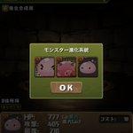 Image for the Tweet beginning: 順番おかしくね? #パズドラ #不具合