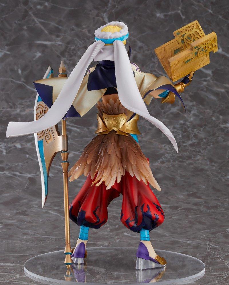 【Fate/GO】MXF「キャスター/ギルガメッシュ」フィギュア 明日予約開始