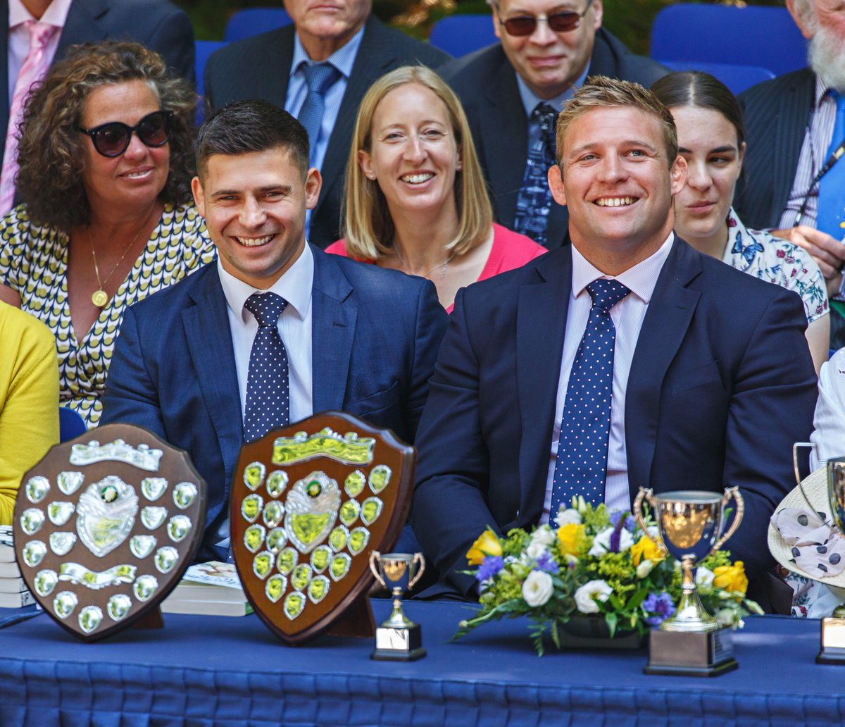 What a pleasure to welcome back to school alumni @TomYoungs87 and @benyoungs09 for this years Speech Day at the Prep School. The pupils loved hearing your inspirational speeches. Read about their visit at bit.ly/2m7hZWD