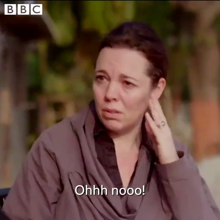 Olivia Colman discovers her Indian ancestry and the tragedy that lies behind it #WDYTYA https://t.co/0PM2gWbEu4