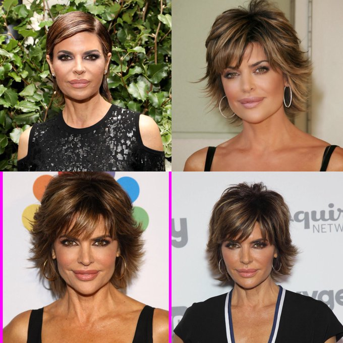 Happy 55 birthday to Lisa Rinna . Hope that she has a wonderful birthday.