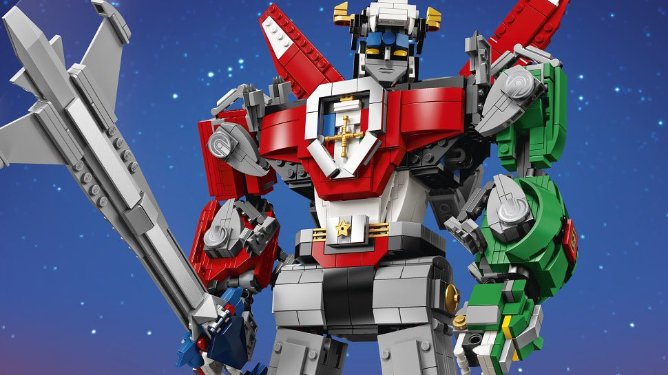 ICYMI, the official @Voltron #LEGO set will make its debut at #SDCC: https://t.co/Xa2EBMGWfD #Voltron https://t.co/QzuEDkNlhF