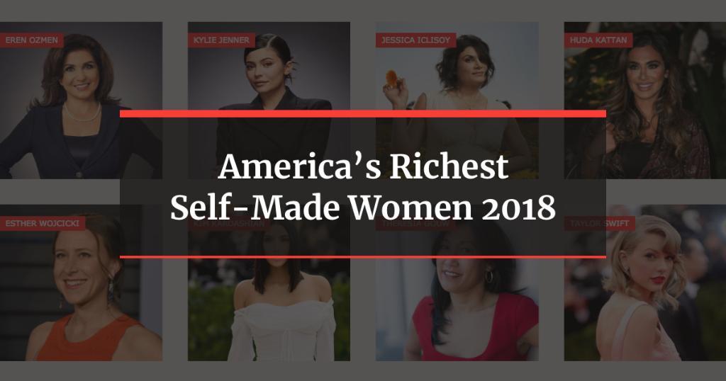 Meet the 60 richest, most successful women entrepreneurs in America: https://t.co/tsQSaEJYdP #SelfMadeWomen https://t.co/KLIHs9ztjA