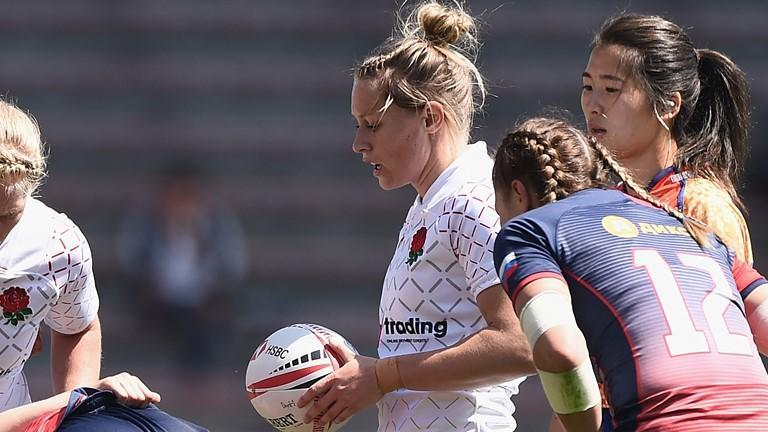 """""""The buzz in England at the moment is so special and that can drive you on."""" @NHunt09 hopes #England7s can continue the momentum at the upcoming #RWC7s 👉 bit.ly/2zp783U"""
