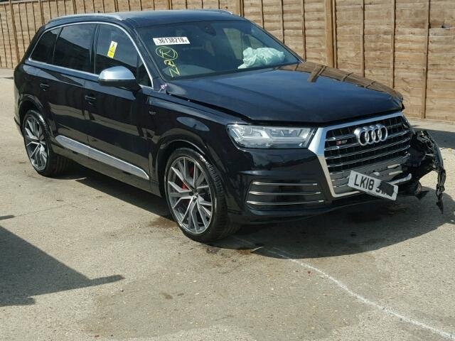 ▪️ ▪️ Don't miss out on this 2018 Audi SQ7! Find out more on this Lot here >> ow.ly/VNF430kSMGb