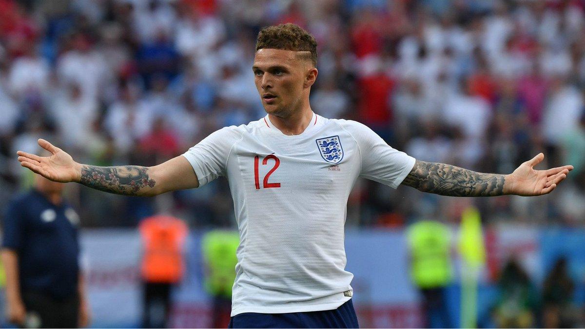 Aurier vient de demander à être transféré de Tottenham...  #Trippier #ENGCRO #EnglandvsCroatia  - FestivalFocus