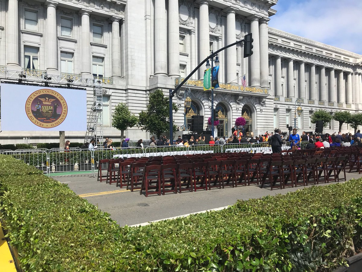 Kpix 5 On Twitter Today Sanfrancisco Is Swearing In A New Mayor