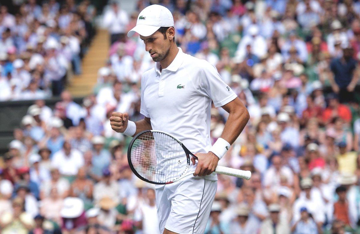 1c150587826 Novak Djokovic on Twitter