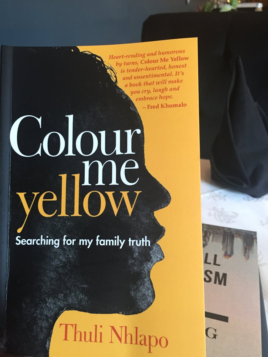 Please find this book and read it. Painful book....