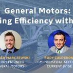 Join us today at 2 PM ET to get an inside look at what has made @GM successful in their #energy reduction efforts & how other #automotive companies can get started. Register here: https://t.co/63NBQJWuld
