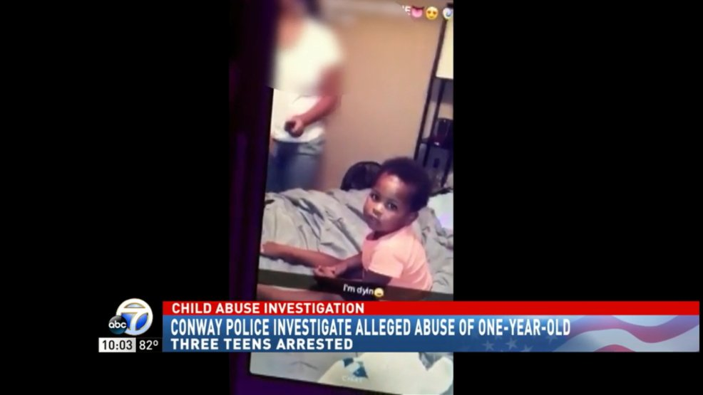 Teens caught by parents