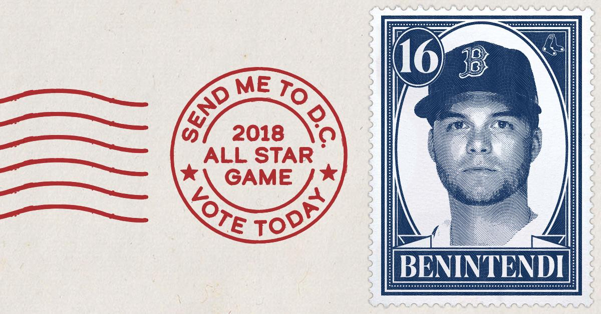 You know what to do!   #VoteBenny: https://t.co/pzypOeqlgM https://t.co/3nKX5pwwEC