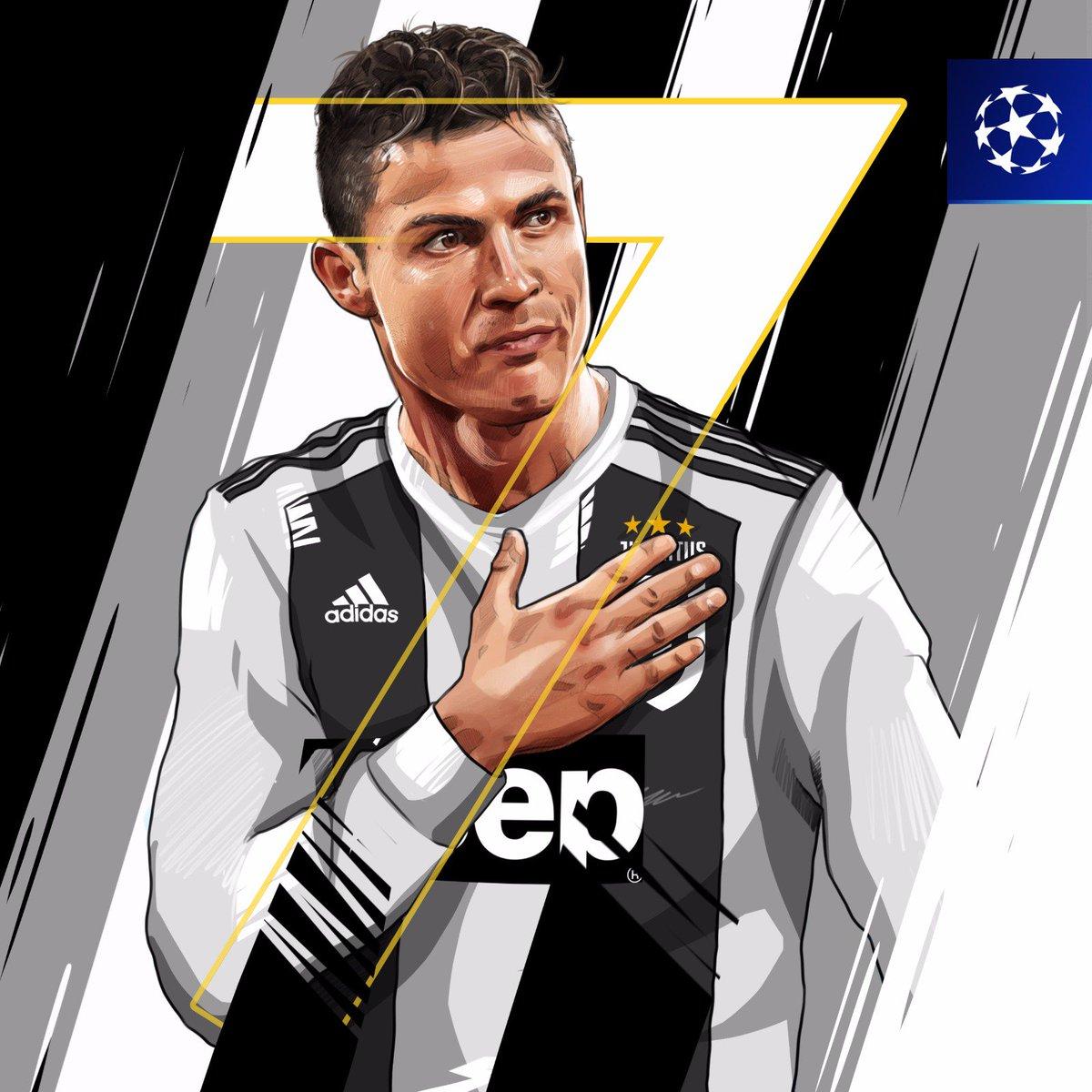 7⃣ Cristiano Ronaldo ⚫️⚪️  Favourite Juve signing this decade?  #UCL
