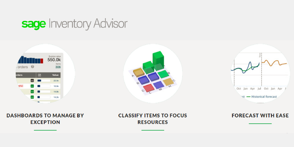 Happy customers makes us proud. Client feedback &quot;Overall the program is a vast improvement over the traditional MRP contained in Sage.  Forecasting algorithms are fairly extensive and cover most demand patterns.&quot; Reasons to use #InventoryAdvisor #ClientSuccess #Forecastwithease<br>http://pic.twitter.com/6dctIngupA