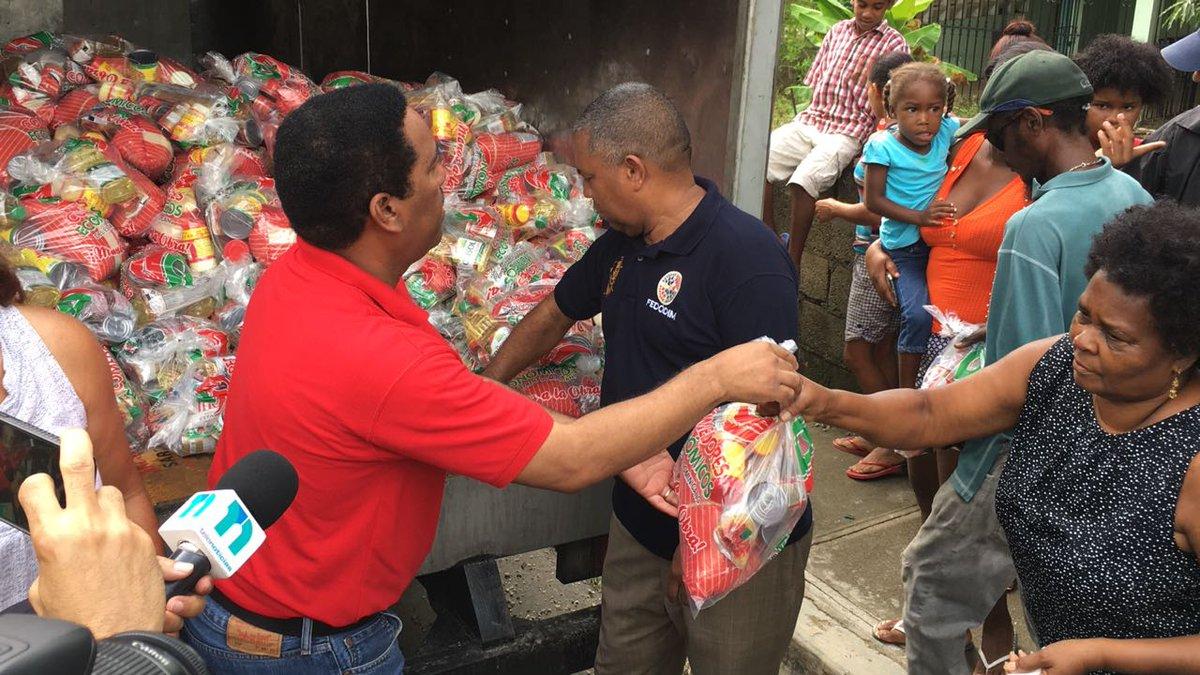 Resultado de imagen para Comedores Económicos entrega raciones alimenticias en San Cristóbal
