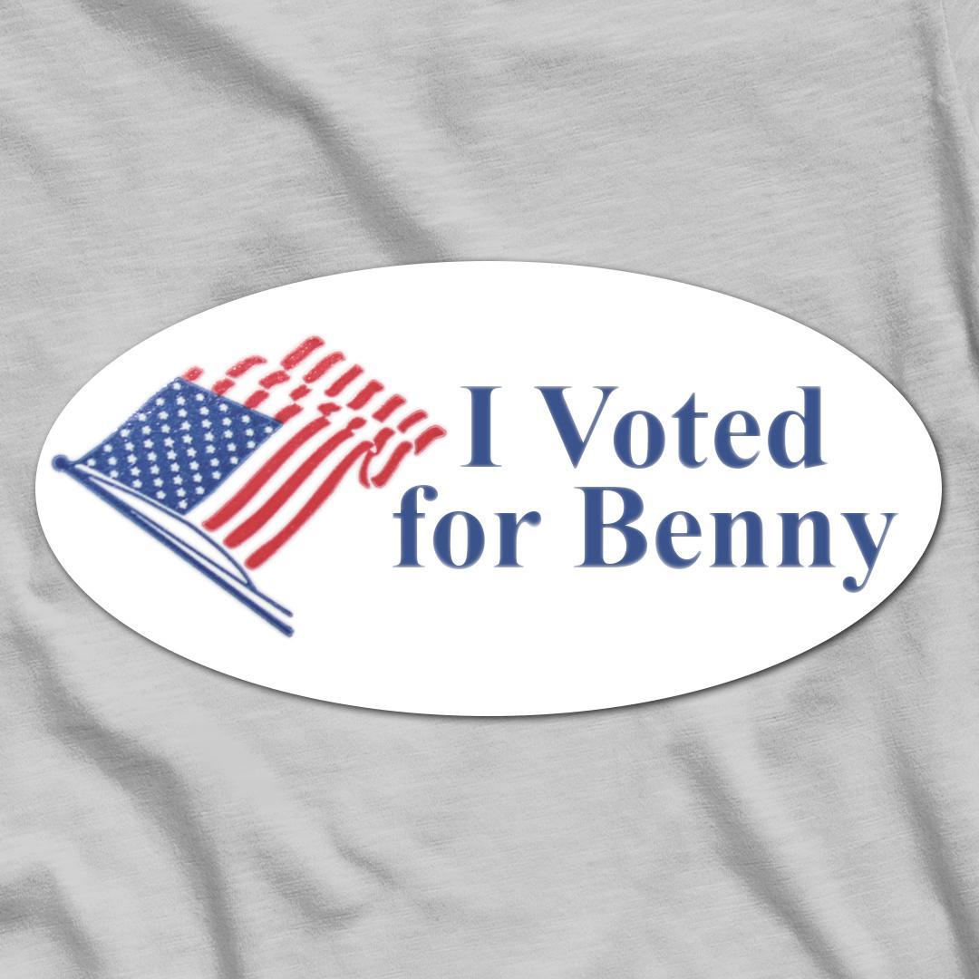 Have you?   #VoteBenny: https://t.co/7ZmrqXKsWo https://t.co/Fm5qiqkNOB
