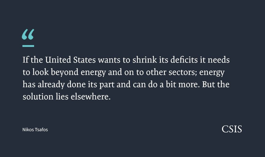 What role can energy play in reducing the U.S. trade deficit? https://t.co/gRp8TqEjbR https://t.co/12gH6c3l5H