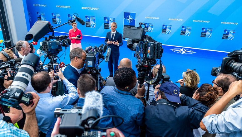 [NEW] The Brussels Summit Declaration is out now, full document here: bit.ly/2mb5ZUo #NATOSummit