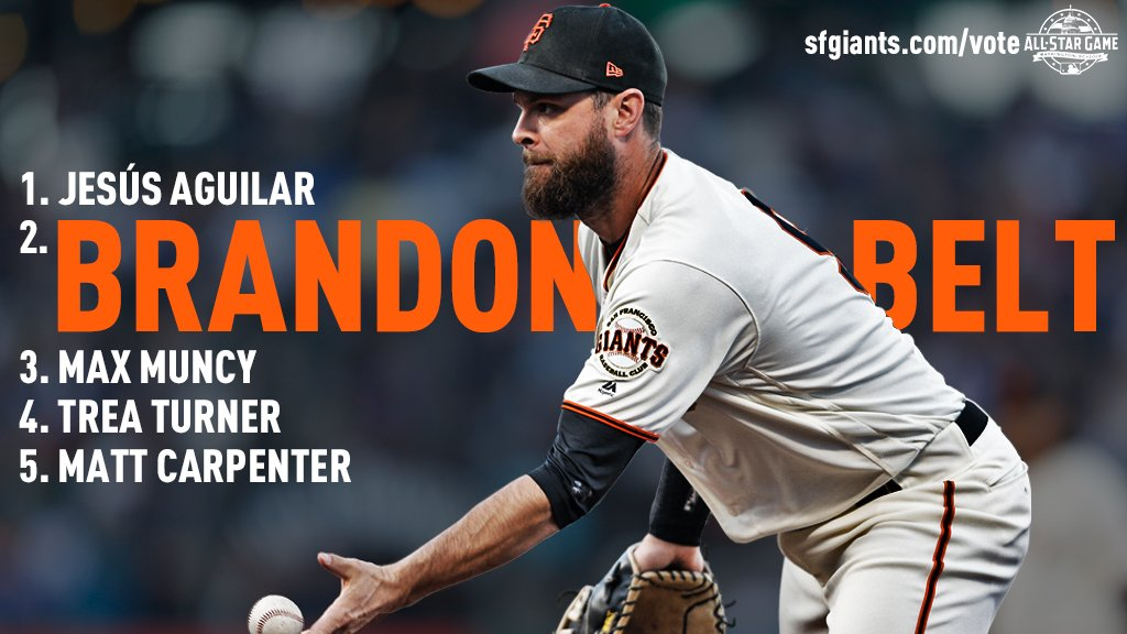 Let's get @bbelt9 to the TOP of this list! UNLIMITED VOTING until 1pm today. #BeltTheBallot: https://t.co/51LAfiAPUQ https://t.co/XFpCkpipYb