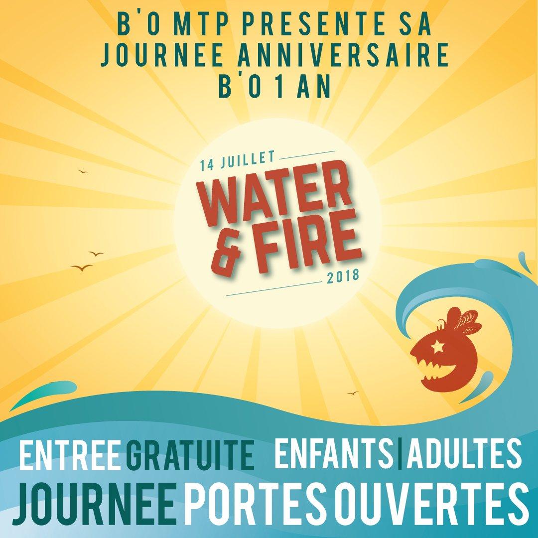 Blockout Montpel On Twitter Water Fire Programme De L
