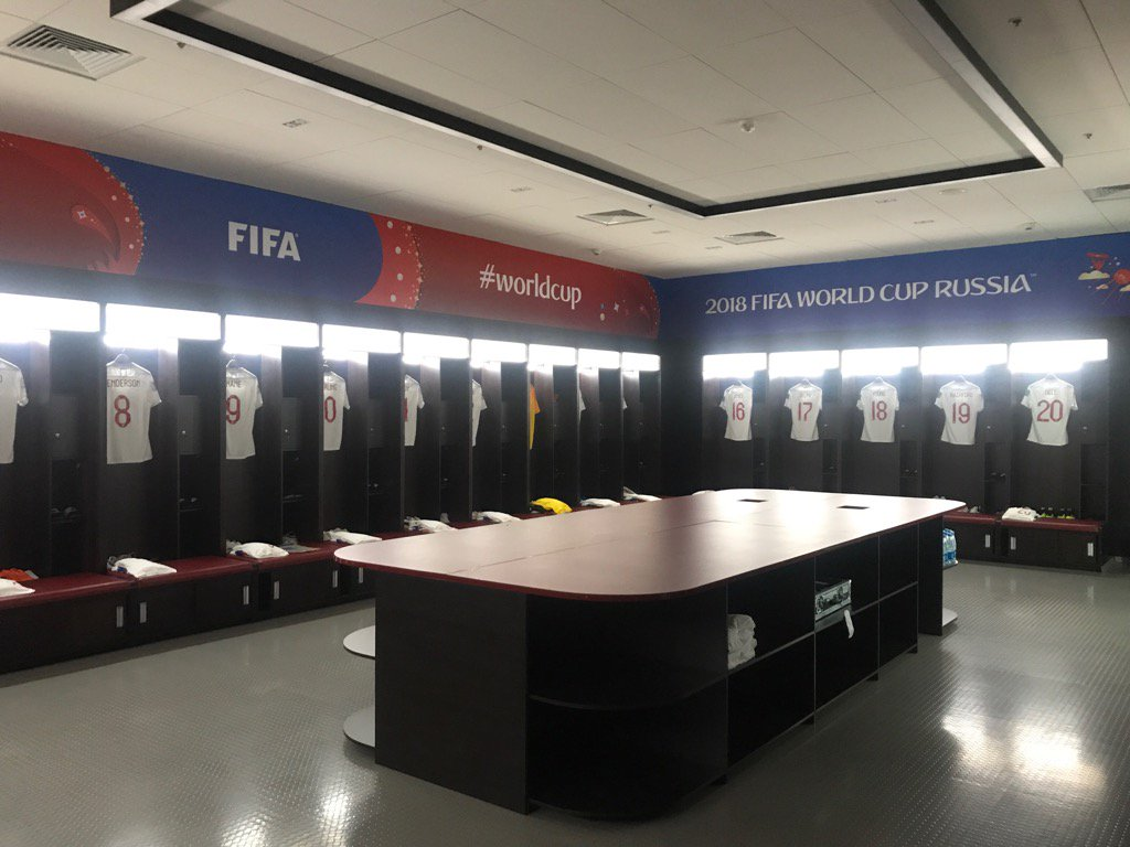 France Start Final Countdown And England Expects In Russia As It
