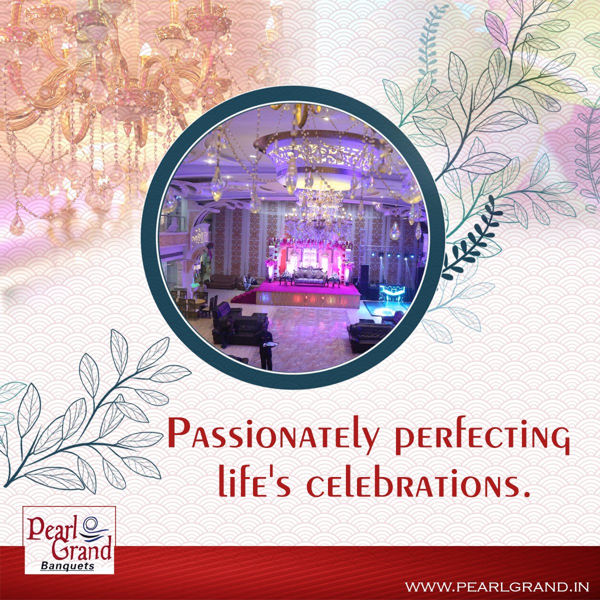 Passionately perfecting life's celebrations. #Banquets #PearlGrand #Weddings #Marriages #PearlGrandBanquets https://t.co/RAguoRdK35