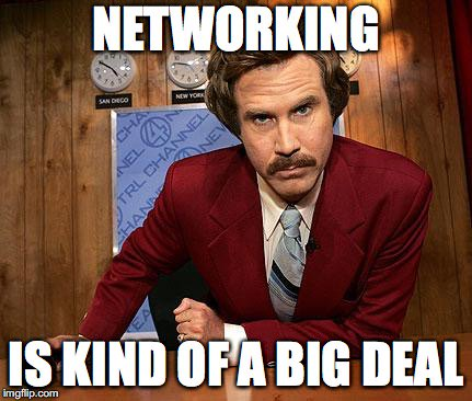 """NetWorkWise on Twitter: """"Agreed! #networking #business #memes… """""""