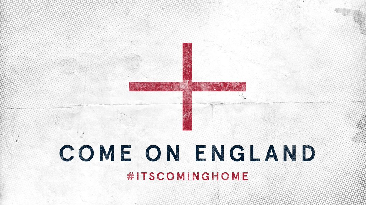 Wishing @England all the very best tonight in Moscow 👊