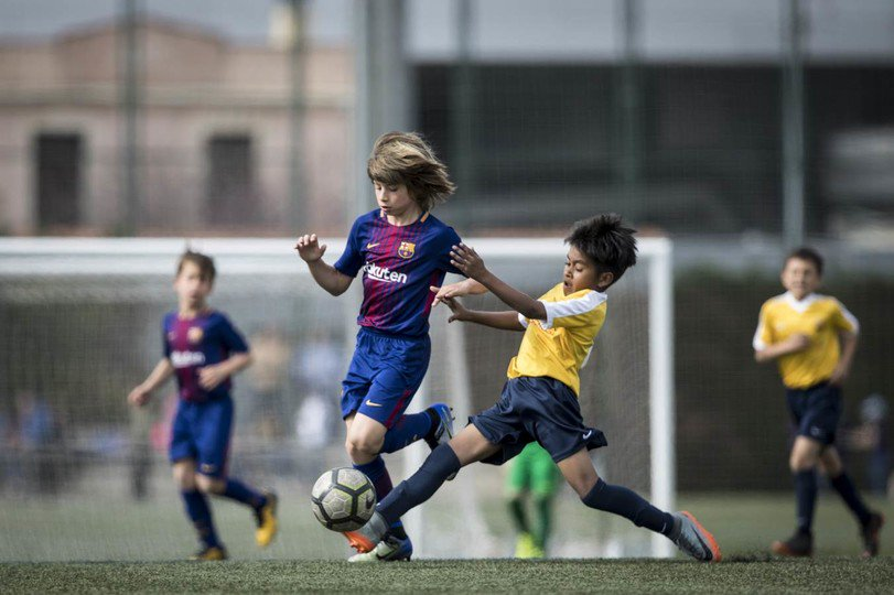Wild Boars from Thailand invited by FC Barcelona to the @BarcaAcademy World Cup 2019 https://t.co/8ykF0gKvwE https://t.co/idvgtKDAjI