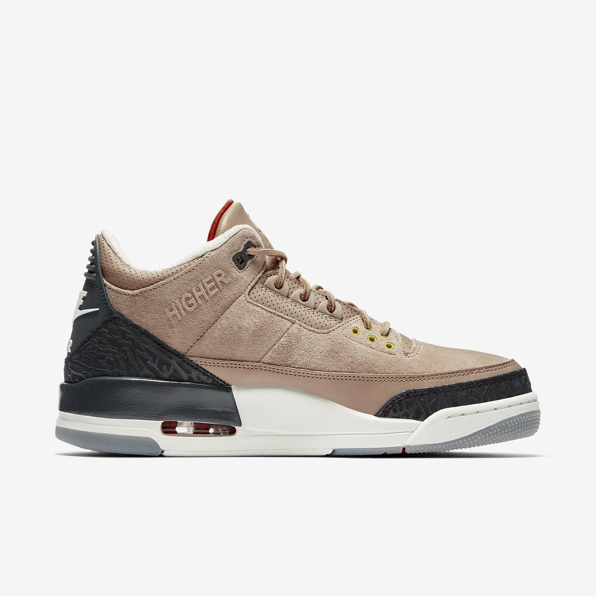 e6db6dca481b37 ... low price swoosh supply on twitter official nike images of the bio  beige air jordan 3
