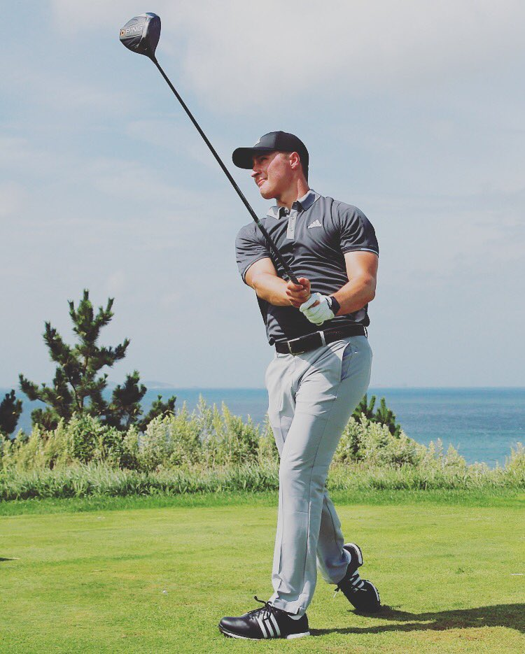 d624f727d7fc58 ... athlete Charlie looks to win for the 5th time in 2018 and is competing  this week  PGATOURChina where he is  1 on the Order or Merit  adidasgolf   adidas ...