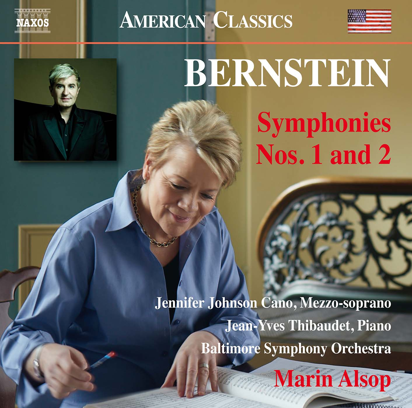 Reloaded twaddle – RT @naxosrecords: Explore @LennyBernstein's Symphony No. 1 'Jeremiah' and Sympho...