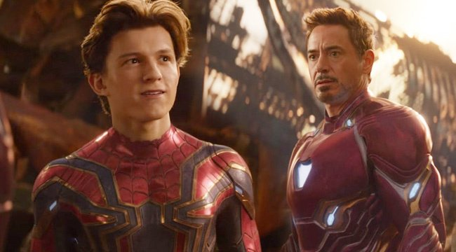 A deceased #InfinityWar star may have confirmed his return in #SpiderMan: Far From Home https://t.co/yy7e1CFx0h