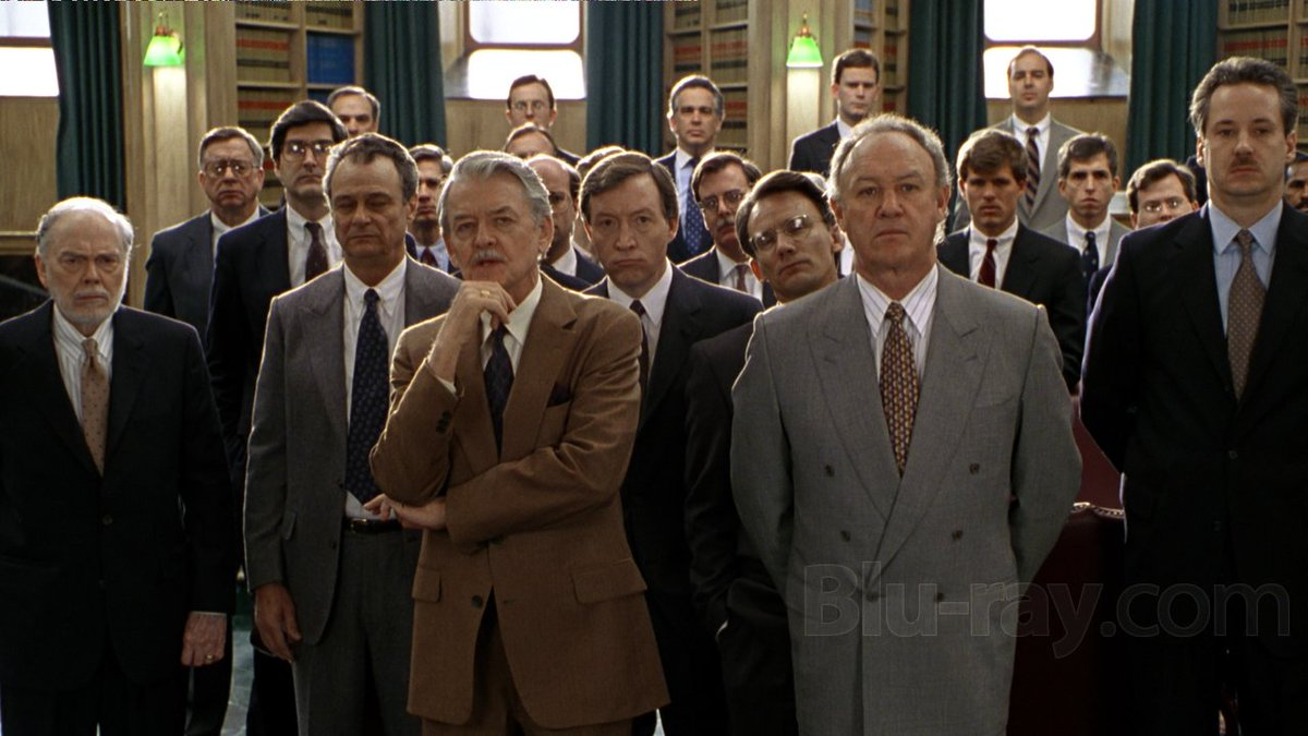 """Classicman Film على تويتر: """"'The Firm' (1993) Sidney Pollack directed this riveting thriller from the John Grisham ..."""