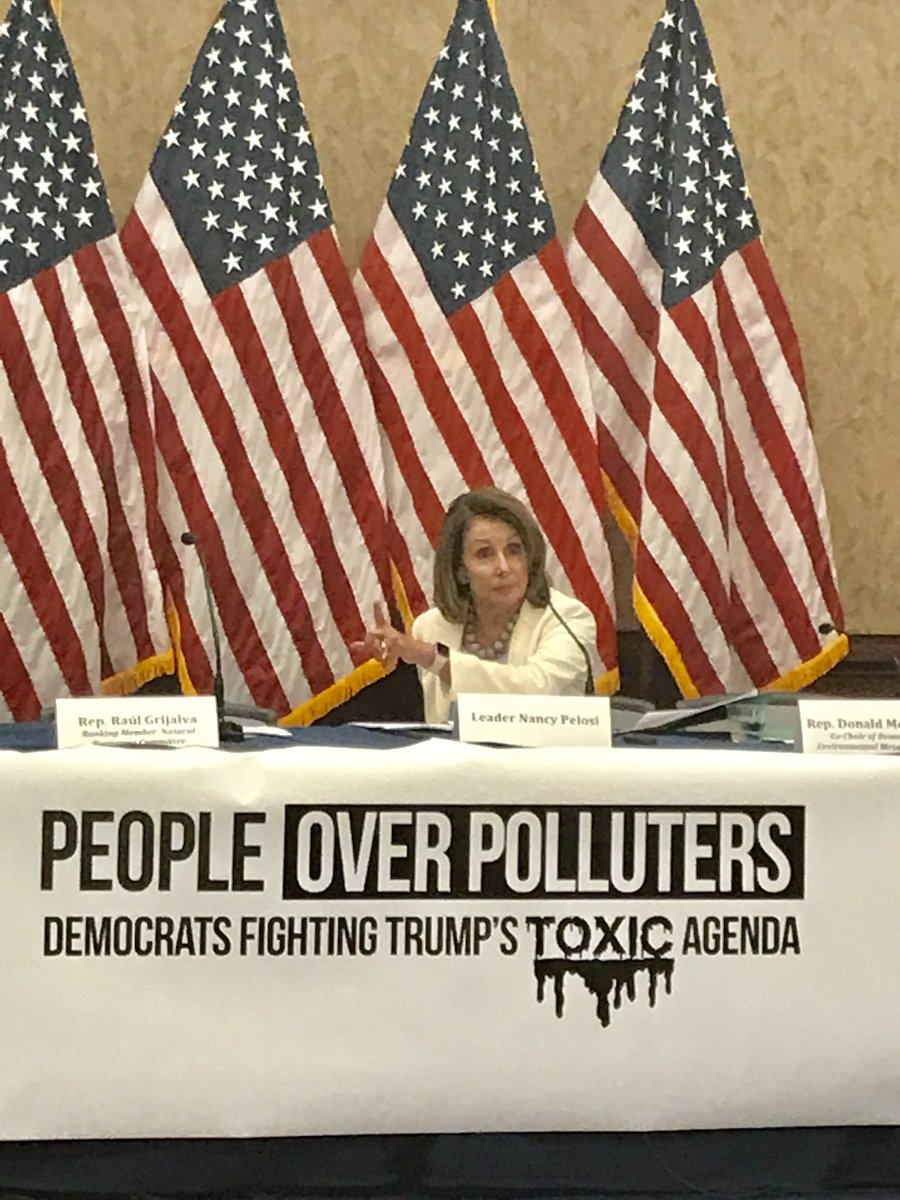 LCV's photo on #PeopleOverPolluters