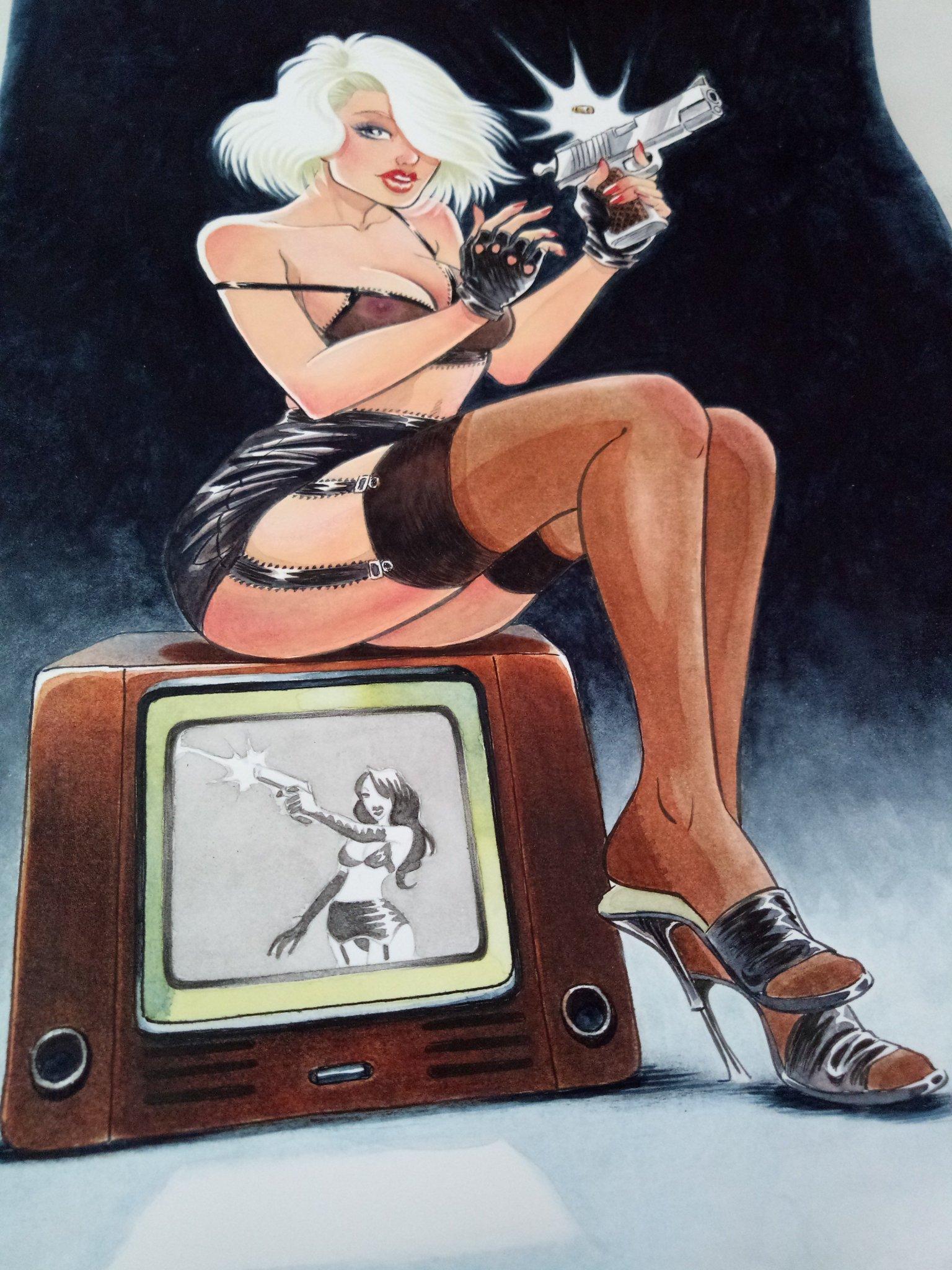 chastity blaze sexy comics