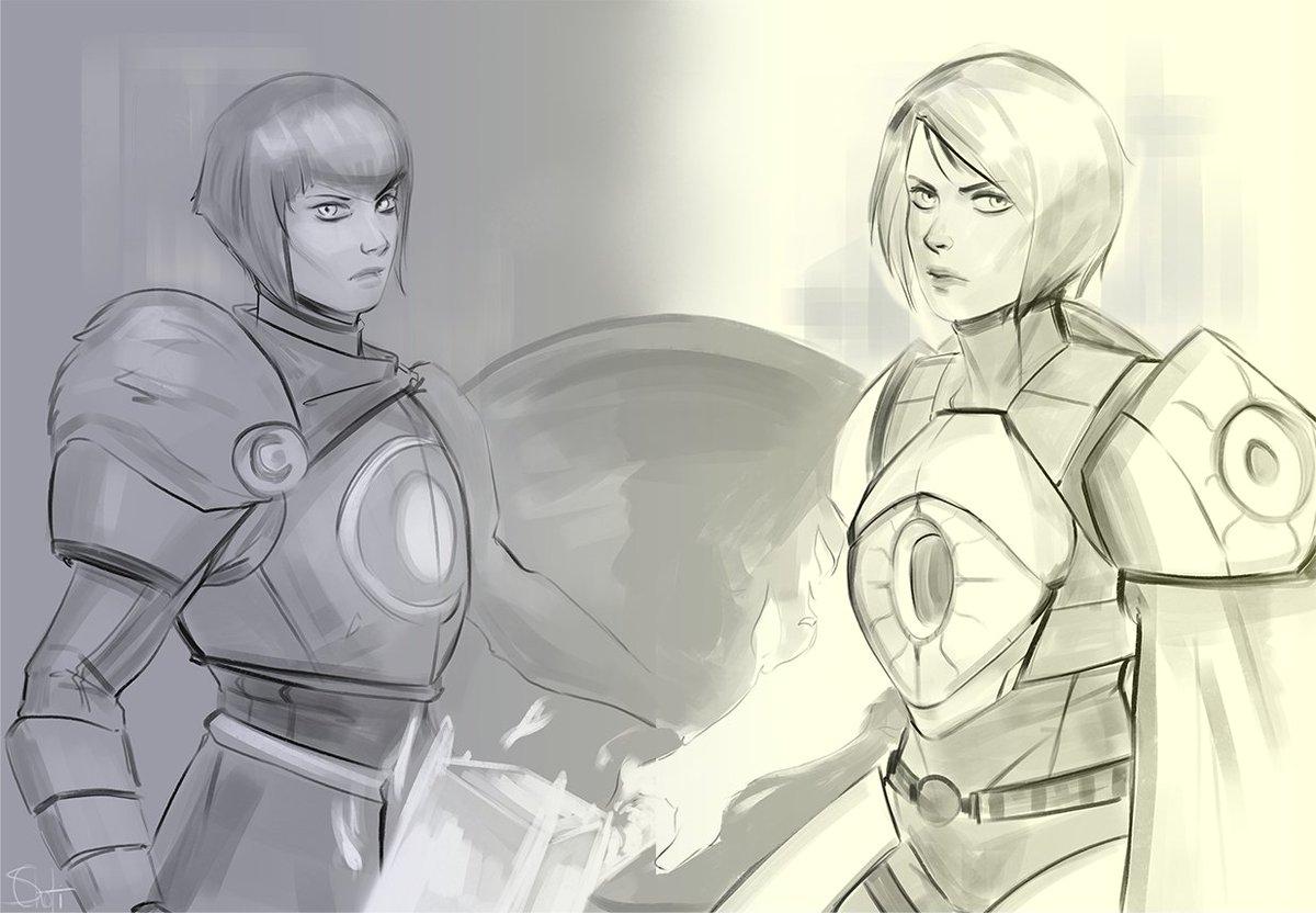 The Iron Lords: Ladies Zorya