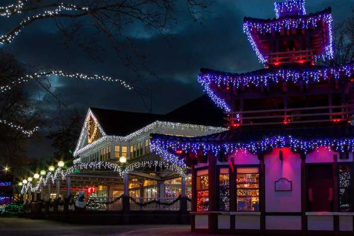 Kennywood Christmas.Kennywood Park On Twitter The Sleigh Bells Are Jingling In