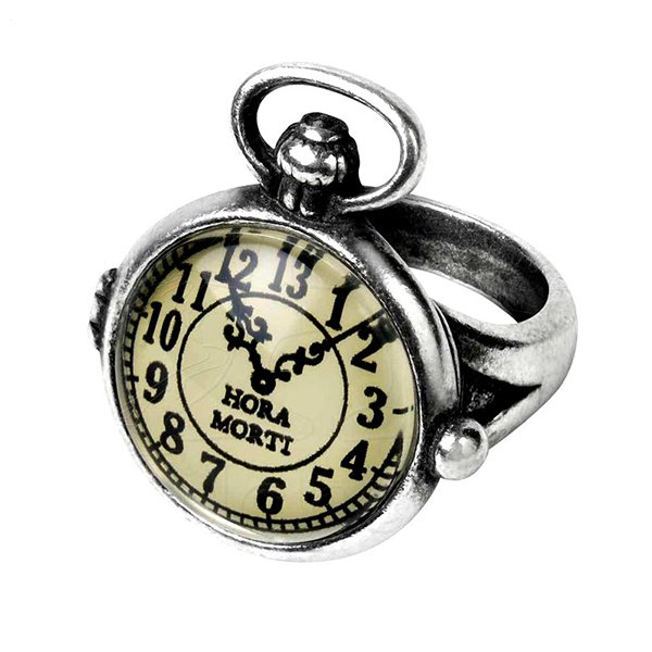My, my, would you look at the time.  Uncle albert's steampunk ring 20% OFF for $28 at https://t.co/SDYmNw2efG search for item number 036570 #fetishfactory #steampunk #steampunkjewelry #lunar #fetish #kink #bdsm #bdsmcommunity #sale #shoplocal #Shopsmallbusiness #shopsmall #sofla