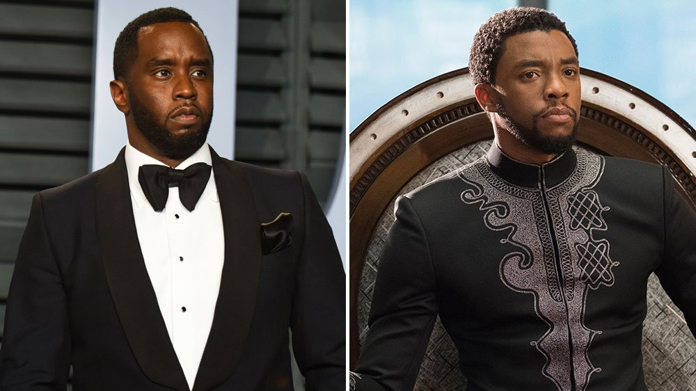 .@Diddy calls #BlackPanther a 'cruel experiment' https://t.co/MsA7PDipJF https://t.co/zkV3UYJKbL