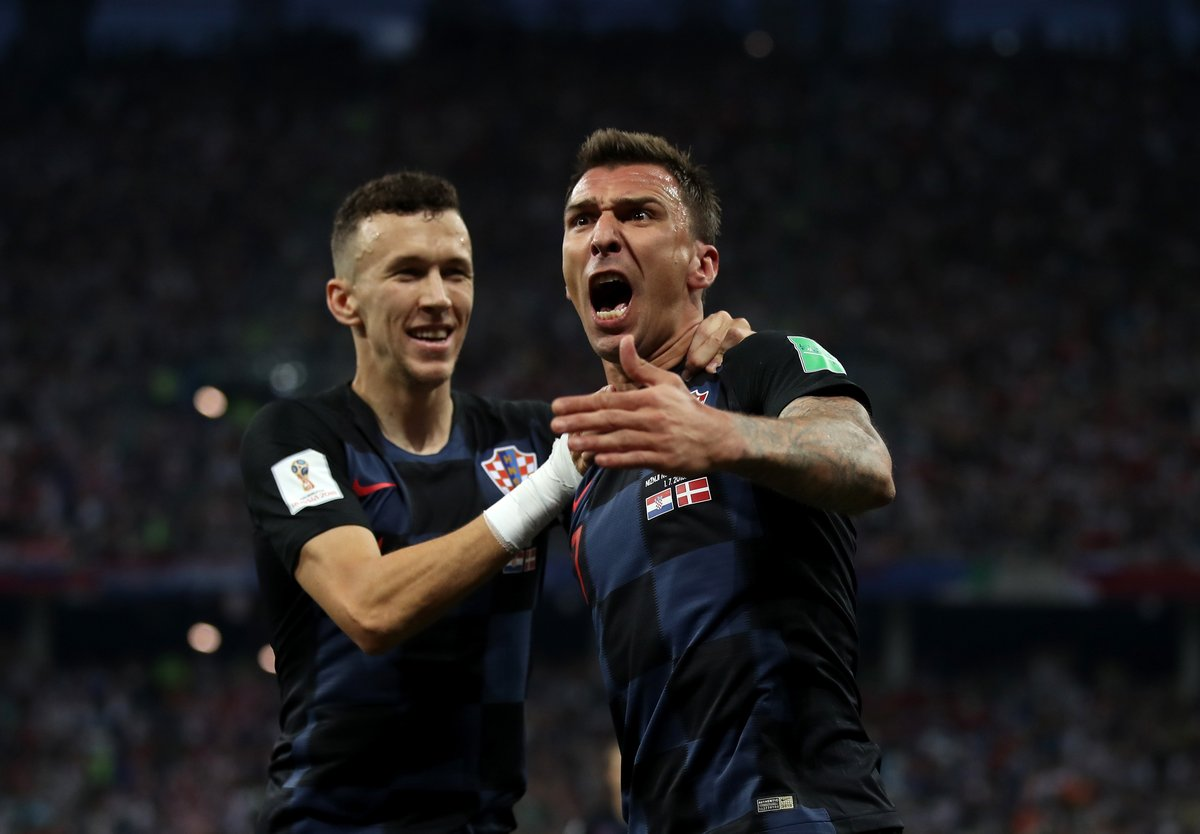 Video: Croatia vs Anh