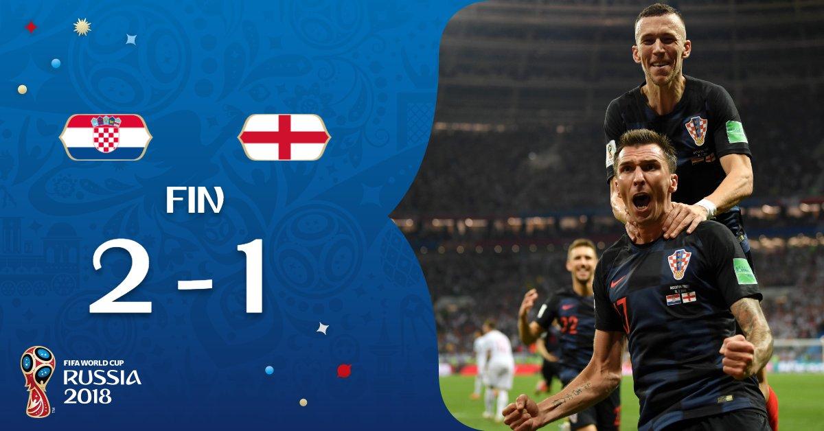 Angleterre-Croatie