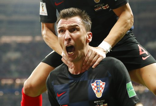 FINAL: #CRO 2, #ENG 1 -- Croatias extra-time comeback breaks Englands hearts, sets up final against #FRA. #WorldCup #ENGCRO