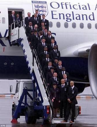 It's coming home. Your fucking plane is coming home. @England https://t.co/Vcq9L1bx0y